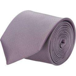 Krawaty męskie: krawat platinum fiolet classic 206