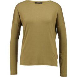 Bluzki asymetryczne: someday. KISALA Bluzka z długim rękawem shiny pea