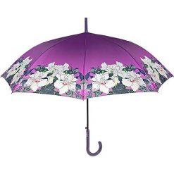 """Parasole: Parasol """"Flower"""" w kolorze fioletowo-białym"""