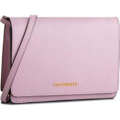 Torebka COCCINELLE - CV3 Mini Bag E5 CV3 55 D6 05 Graceful Pink P04. Czerwone listonoszki damskie Coccinelle, ze skóry. W wyprzedaży za 589,00 zł.