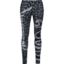 Legginsy we wzory: Metallica EMP Signature Collection Legginsy szary/czarny