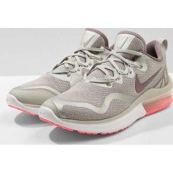 Buty do biegania damskie: Nike Performance AIR MAX FURY Obuwie do biegania treningowe light bone/taupe grey/pale grey