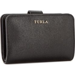 Duży Portfel Damski FURLA - Babylon 872836 P PR85 B30 Onyx. Czarne portfele damskie marki Furla, ze skóry. Za 595,00 zł.