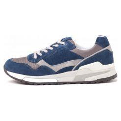 Geox Tenisówki Męskie Goomter 40 Niebieski. Niebieskie tenisówki męskie marki Geox. W wyprzedaży za 319,00 zł.