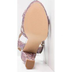 Rzymianki damskie: Head over Heels by Dune MIYA Sandały na obcasie multicolor/glitter