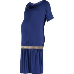 Sukienki hiszpanki: Envie de Fraise DANNYOR Sukienka z dżerseju deep blue
