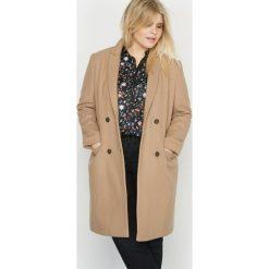 Płaszcze damskie: Prosty płaszcz
