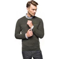Sweter ciliant półgolf oliwkowy. Zielone swetry klasyczne męskie Recman, m, z golfem. Za 189,00 zł.