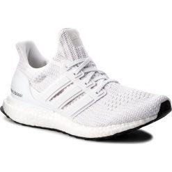 Buty adidas - UltraBoost W BB6308 Ftwwht/Ftwwht/Ftwwht. Czarne buty do biegania damskie marki Adidas, z kauczuku. W wyprzedaży za 519,00 zł.