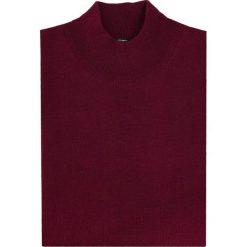 Sweter OTTAVIO SWT000042. Brązowe swetry klasyczne męskie Giacomo Conti, m, z wełny. Za 199,00 zł.