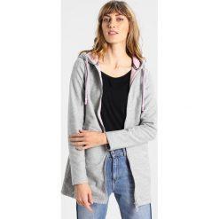 Bench LONG BONDED JACKET Bluza rozpinana summer grey marl. Szare bluzy rozpinane damskie Bench, s, z bawełny. W wyprzedaży za 364,65 zł.