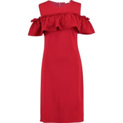 Sukienki hiszpanki: Kaffe TILDE  Sukienka z dżerseju dark red