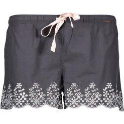 Szorty piżamowe w kolorze antracytowym. Szare piżamy damskie marki Esprit. W wyprzedaży za 43,95 zł.