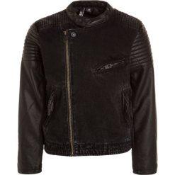 LTB ELION Kurtka jeansowa black biker. Czarne kurtki męskie jeansowe marki bonprix. W wyprzedaży za 136,95 zł.
