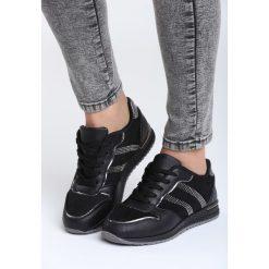 Czarne Buty Sportowe Always Be Yourself. Pomarańczowe buty sportowe damskie marki Born2be, z materiału. Za 79,99 zł.