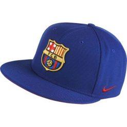 Czapki męskie: Nike Czapka z daszkiem męska FCB Core Cap granatowa (686241-455)