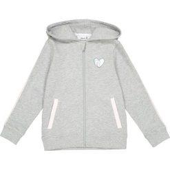 Odzież dziecięca: Sweter z kapturem i zamkiem błyskawicznym 3-12 lat