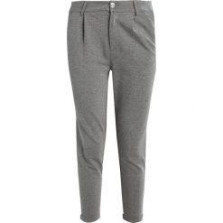 Spodnie dresowe damskie: ONLY ONLELLIE  Spodnie treningowe medium grey