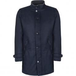 Płaszcz BORIS PSGS000075. Brązowe płaszcze na zamek męskie Giacomo Conti, m, z bawełny, młodzieżowe. Za 599,00 zł.