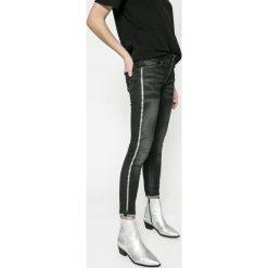 Liu Jo - Jeansy Ideal. Szare jeansy damskie marki Liu Jo. W wyprzedaży za 659,90 zł.