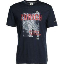 Koszulki polo: super.natural GRAPHIC TEE Tshirt z nadrukiem navy blazer