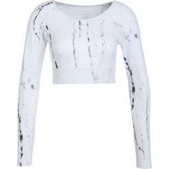 Varley ARIZONA CROP Bluzka z długim rękawem ink marple. Białe bluzki damskie Varley, m, z elastanu, z długim rękawem. Za 329,00 zł.