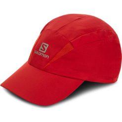 Czapka z daszkiem SALOMON - Xa Cap 400478 21 G0 Barbados Cherry. Czerwone czapki z daszkiem męskie Salomon, z materiału, sportowe. Za 109,00 zł.