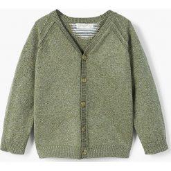 Swetry chłopięce: Mango Kids – Kardigan dziecięcy Leo 80-104 cm