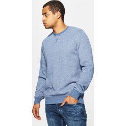 Gładka bluza BASIC - Niebieski. Czerwone bluzy męskie marki KALENJI, m, z elastanu, z długim rękawem, długie. Za 59,99 zł.