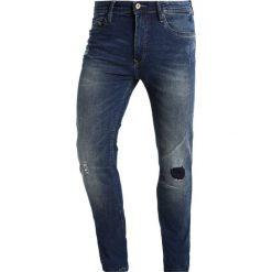 Spodnie męskie: Springfield ROTOS Jeansy Slim Fit blues