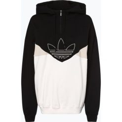 Adidas Originals - Damska bluza nierozpinana, czarny. Czarne bluzy damskie adidas Originals, l. Za 349,95 zł.