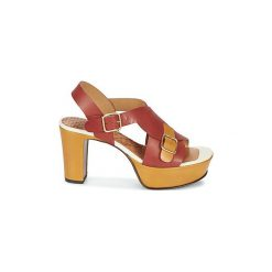 Sandały Chie Mihara  MOSU. Czerwone sandały damskie Chie Mihara. Za 983,20 zł.