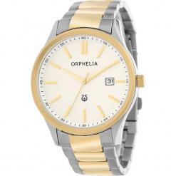 Zegarek kwarcowy w kolorze srebrno-biało-złotym. Szare, analogowe zegarki męskie Esprit Watches, ze stali. W wyprzedaży za 318,95 zł.