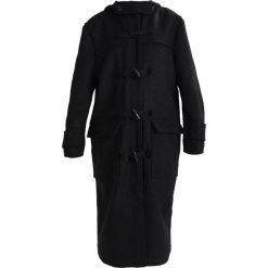 Płaszcze damskie: Hope Płaszcz wełniany /Płaszcz klasyczny black melange