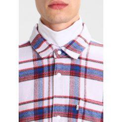 Koszule męskie na spinki: Levi's® Line 8 LINE 8 OVERSIZED LL 1PKT Koszula chinese red/surf blue/grey heather