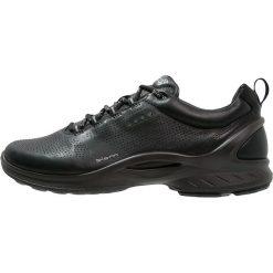 Ecco BIOM FJUEL Obuwie do biegania treningowe black. Czarne buty do biegania męskie ecco, z materiału. Za 759,00 zł.