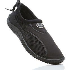 Buty do wody bonprix czarny. Czarne buty sportowe męskie bonprix. Za 54,99 zł.