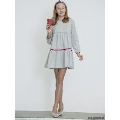 Sukienki dziewczęce z falbanami: ROSIE sukienka z trzech falban dla dziewczynki