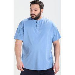 T-shirty męskie: Replika Tshirt basic mid blue