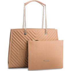 Torebka LOVE MOSCHINO - JC4259PP06KI0201  Cammello. Brązowe torebki klasyczne damskie Love Moschino, ze skóry ekologicznej, duże. Za 959,00 zł.