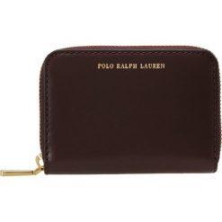 Polo Ralph Lauren Portfel plum. Czerwone portfele damskie marki Polo Ralph Lauren. Za 549,00 zł.