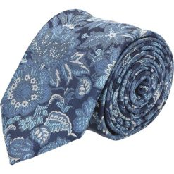 Krawat platinum niebieski classic 239. Niebieskie krawaty męskie Recman. Za 49,00 zł.