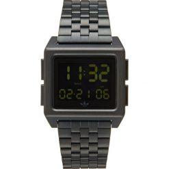 Zegarki męskie: Adidas Timing ARCHIVE M1 Zegarek cyfrowy all black