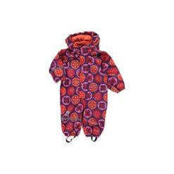 CeLaVi Girls Kombinezon przeciwdeszczowy crown jewel. Czerwone kombinezony niemowlęce marki Celavi, z materiału. Za 195,00 zł.