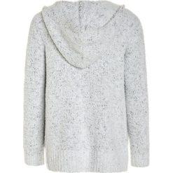 Swetry dziewczęce: Abercrombie & Fitch COZY EYELASH  Kardigan white