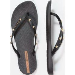 Chodaki damskie: Ipanema WAVE GLAM Japonki kąpielowe black
