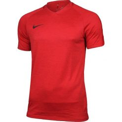 Nike Koszulka męska Flex Strike Dry Top SS czerwona r. XL (806702 687). Czerwone koszulki sportowe męskie Nike, m. Za 127,27 zł.