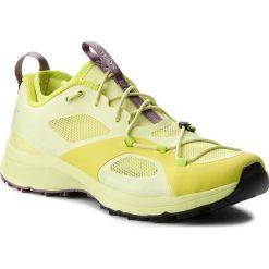 Buty ARC'TERYX - Norvan Vt W 069667-353635 G0 Lumen Lime/Lavender Stone. Żółte buty do biegania damskie marki Arc'teryx, z materiału. W wyprzedaży za 449,00 zł.