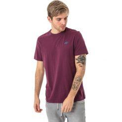 4f Koszulka męska H4L18-TSM002 ciemnofioletowa r. XXL. Fioletowe koszulki sportowe męskie marki 4f, l. Za 27,47 zł.