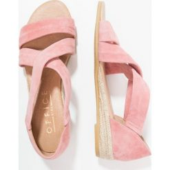 Rzymianki damskie: Office HALLIE Sandały na koturnie soft pink